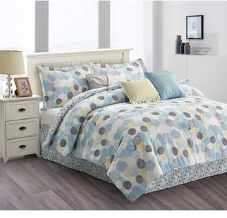 R2zen Dolly 7-Piece Comforter Set