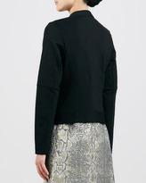 Isda & Co Zip-Front Moto Jacket