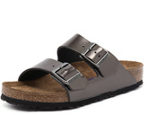 Birkenstock Arizona Metallic Antracite