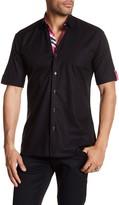 Maceoo Fresh Square Short Sleeve Regular Fit Shirt