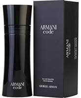 Giorgio Armani Code eau de toilette spray 200 ml