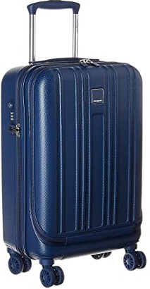 Hedgren Boarding Small 20 Spinner with Computer Compartment (Navy Peony) Luggage