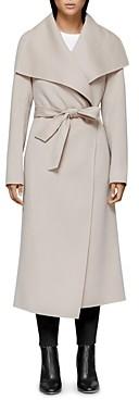 Mackage Belted Long Coat