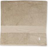 Ralph Lauren Home Player hand towel dune