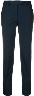 Alberto Biani Low-Waist Tailored Trousers