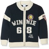 Winnie The Pooh Baby Boys' Toddler Sweater Themal Top, Blu (UN-Unica)