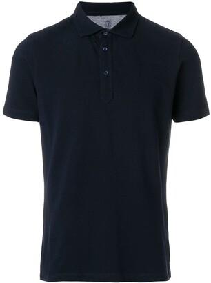 Brunello Cucinelli Button Up Polo Shirt