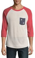 Alternative Contrast Panelled Shirt