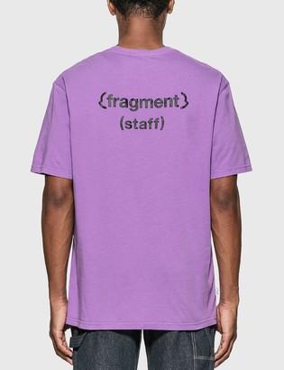 MONCLER GENIUS x Fragment Design Logo T-Shirt