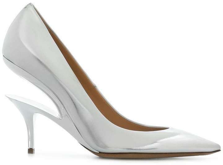 Maison Margiela sculpted heel pumps