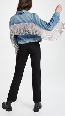 Veronica Beard Jeans Kinley Jacket with Rhinestones