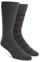 BOSS Men's 2-Pack Socks