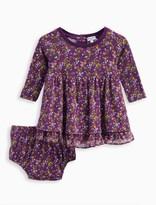 Splendid Baby Girl Printed Modal Chiffon Dress