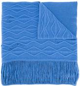 Stella McCartney cable knit scarf