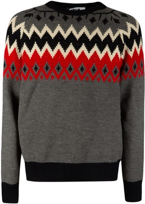 MSGM Rib Knitted Sweater