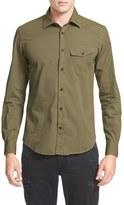 Belstaff Steadway Woven Shirt