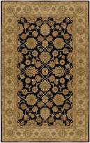 Surya CRN6009-23 Charcoal Crowne Collection Rug - 2 x 3 Ft