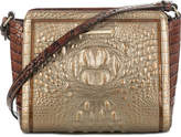Brahmin Carrie Rose Gold Provence Small Crossbody