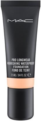M·A·C MAC Pro Longwear Nourishing Waterproof Foundation 25ml - Colour Nc18