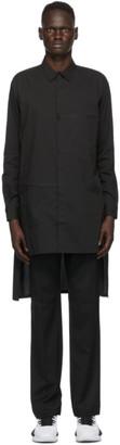 Y-3 Black Long Classic Shirt