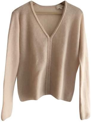 Sézane Sezane Fall Winter 2018 Pink Wool Knitwear