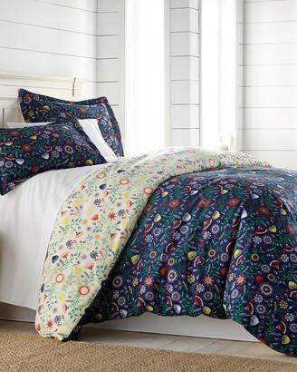 South Shore Furniture Southshore Linens Boho Bloom Luxury Comforter Set