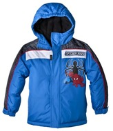 Spiderman Toddler Boys Jacket