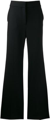 Veronica Beard High-Waisted Trousers