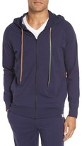 Paul Smith Cotton Zip Hoodie