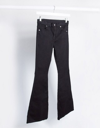 Dr. Denim Macy mid rise flare jeans