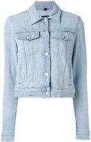 J Brand classic denim jacket - women - Cotton - S