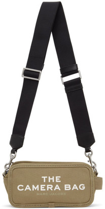 Marc Jacobs Khaki The Camera Bag