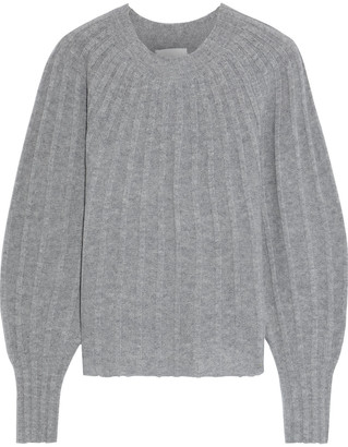3.1 Phillip Lim Ribbed Wool And Cashmere-blend Sweater