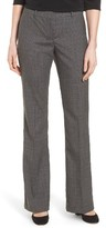 BOSS Women's Tulea3 Plaid Stretch Wool Suit Trousers