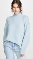 3.1 Phillip Lim Long Sleeve Drop Shoulder Pullover