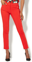 New York & Co. 7th Avenue Pant - Slim Ankle - Signature - Red