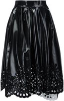 Marc Jacobs perforated midi skirt