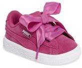 Puma Toddler Girl's Heart Sneaker Sneaker