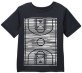 Joe Fresh Poly Graphic Tee (Toddler & Little Boys)