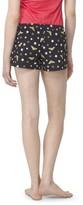 Wonder Woman Juniors' Sleep Shorts - Black