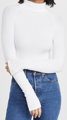 Free People Seamless Turtleneck Bodysuit