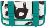 Proenza Schouler Canvas PS1 Clutch