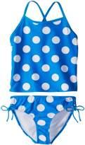 Kanu Surf Big Girls' Beachball Tankini Swimsuit