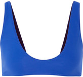 Rochelle Sara The Laeti Bikini Top - Cobalt blue