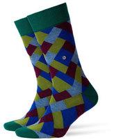 Burlington Geometric Socks