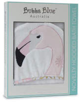 Bubba Blue Bubba Blue Flamingo Novelty Bath Towel