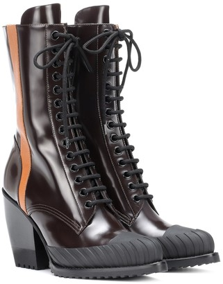 Chloé Rylee Medium leather ankle boots