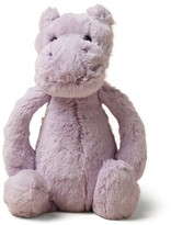 Jellycat Bashful Lilac Medium Hippo -12""