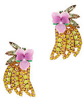 Elizabeth Cole Gone Bananas Earrings