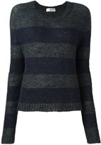 Faith Connexion striped jumper - women - Polyamide/Alpaca - S